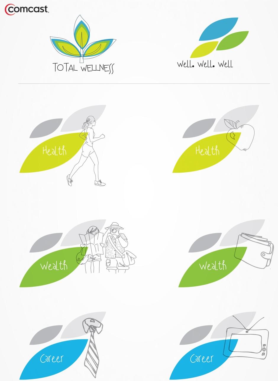 Comcast-total-wellness-health-wealth-career-illustrations  large