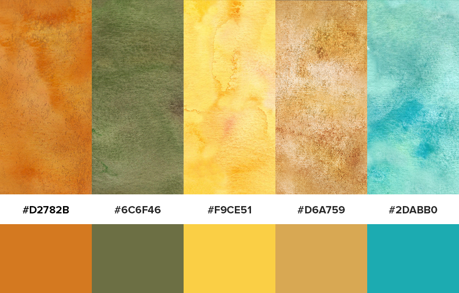 Follow-your-nola-style-guide-color-swatches-custom-map-tile-watercolor