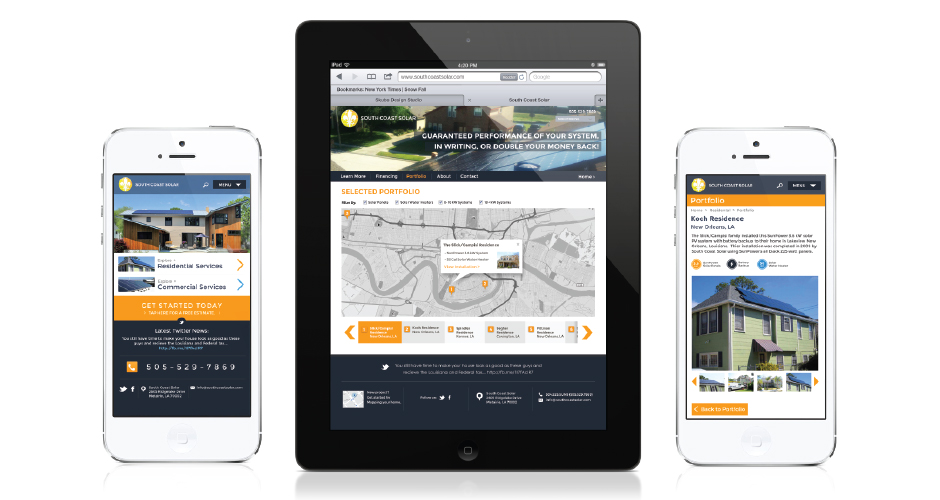 Responsive-web-design-new-orleans-case-study-google-map-south-coast-solar