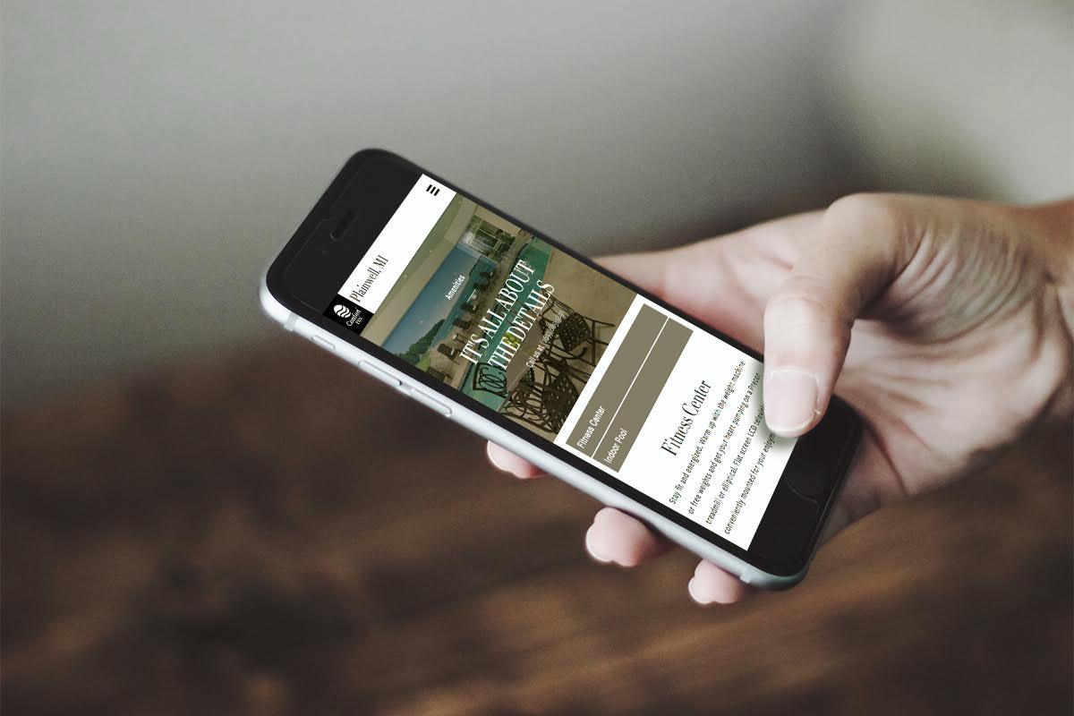 Comfort-inn-plainwell-website-design-and-development-mobile-view