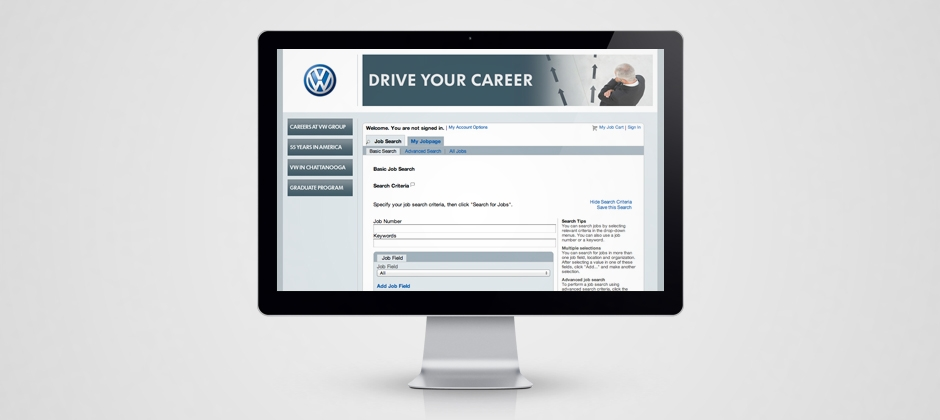 Volkswagen-group-of-america-website-design-vw-display-drive-your-career  large