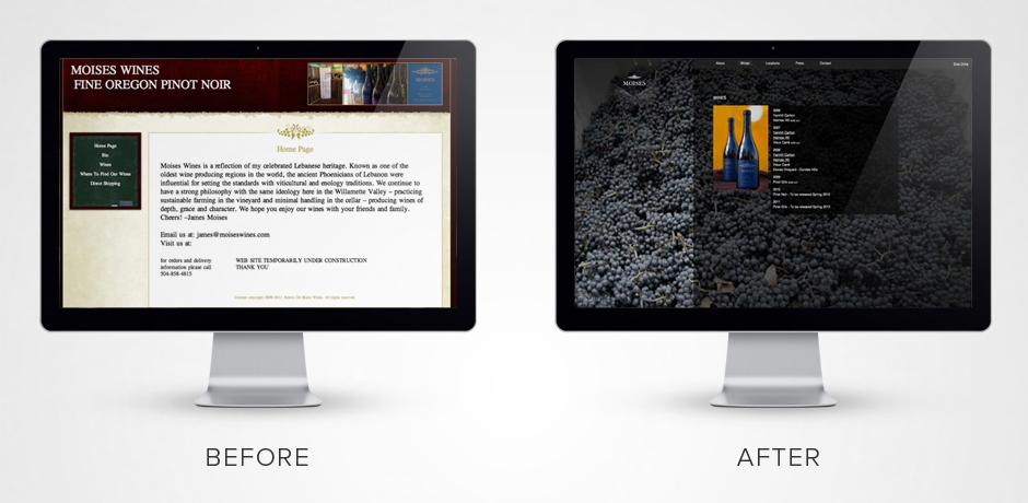 Moises-wines-website-design-before-and-after-apple-display-wines-list  large